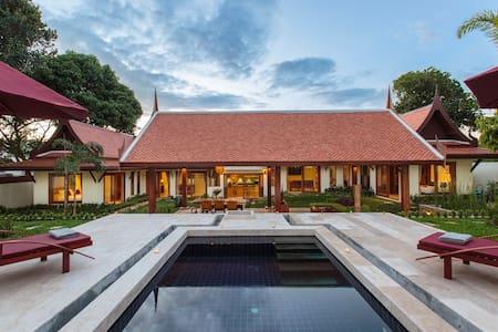 Luxury Pool Villa Baan Tiwa - Ko Samui - Villa