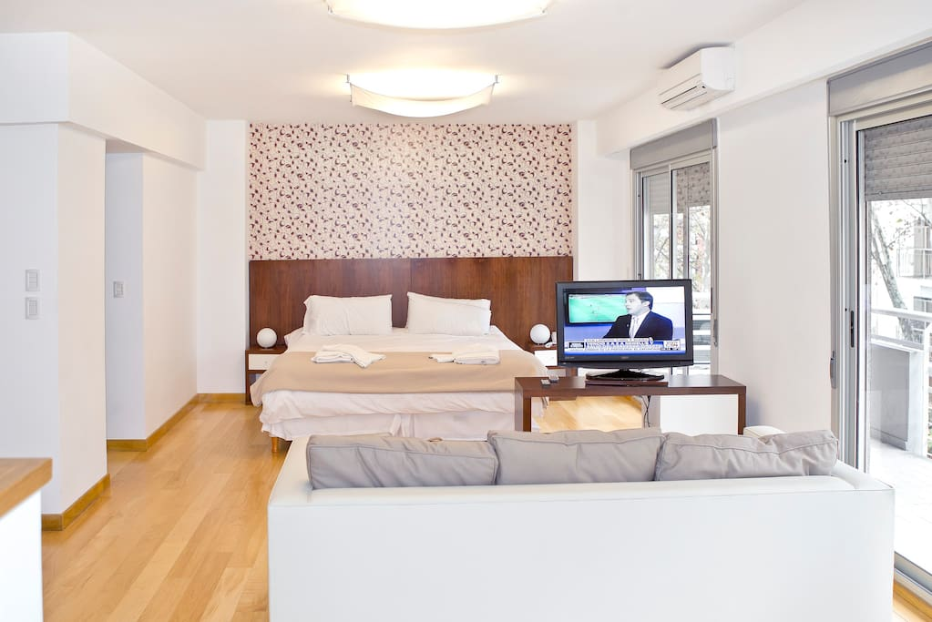 Impecable studio in Palermo Soho A
