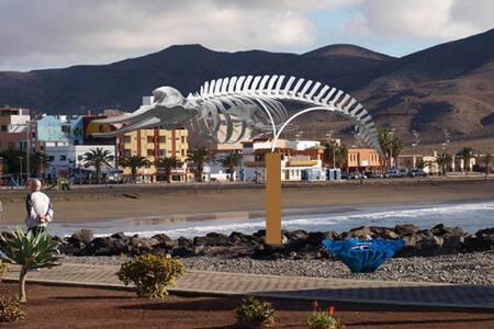 Luminoso Apart 1 min playa - Gran Tarajal