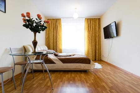 Квартира-Студия с парковкой - Псков