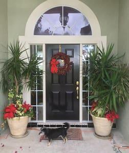 Beautiful Florida Gulf Coast Home! - Venice - Haus