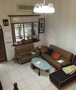 樓中樓雙人房,免費單車、共用衛浴 - Dongshan Township