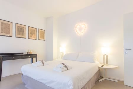 Room & private bathroom + breakfast - Torbole