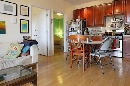 Beautiful New Bed-Stuy Apartment