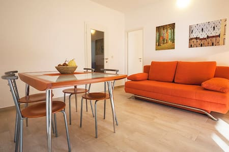 NEW 2015 Apt with garden:Free Bikes - Apartamento