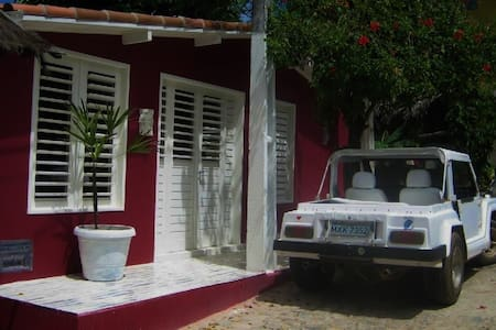 Casa Banana, charming house in Pipa Downtown - House