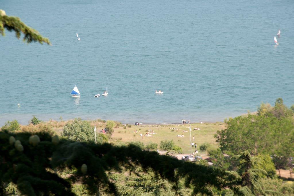 lake sport