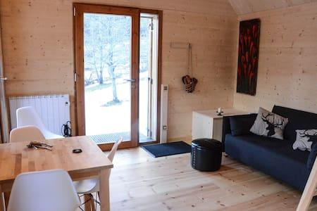 The mountain house - baqueira - House