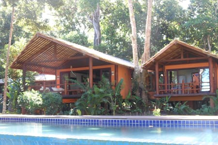 """Santo Andre""BA Luxury ""Bali-Lodge"" - Talo"