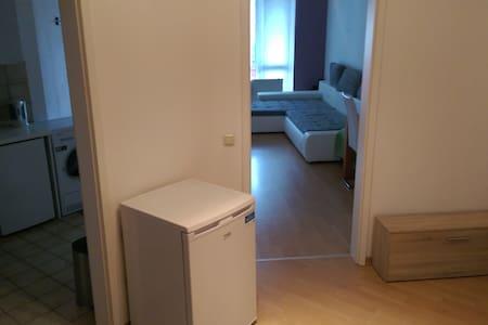 Zentrumnahes Wohnen in Wohnanlage - Apartamento