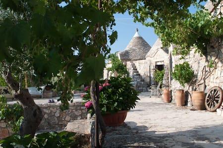 Masseria e Trulli di Puglia - Noci - Villa