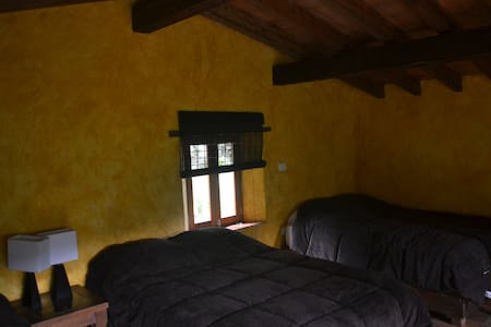 Chalets in the misty forest  - Coatepec - Villa