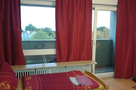 well located apartment with balcony - Apartment