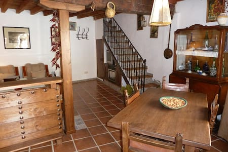 Charming house in Montes de Toledo - House