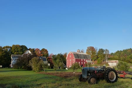 Farmhouse Bed and Breakfast in Woodstock, Vermont - Bed & Breakfast