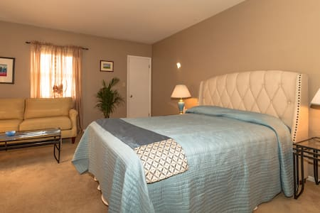 Elegant B&B comfort - Madison Room - Bed & Breakfast