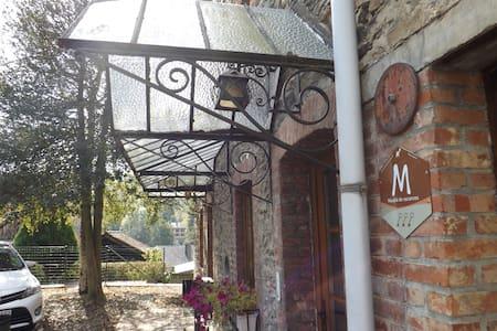 Charmant, ruim Ardens vakantiehuis  - Vresse-sur-Semois