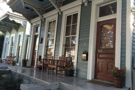 Historical Shotgun Home - New Orleans - House