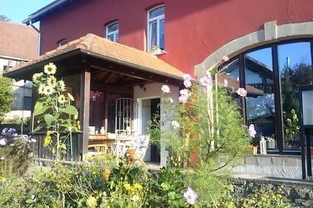 Gästehaus Neumühle/Mandelbachtal/FW - Appartement