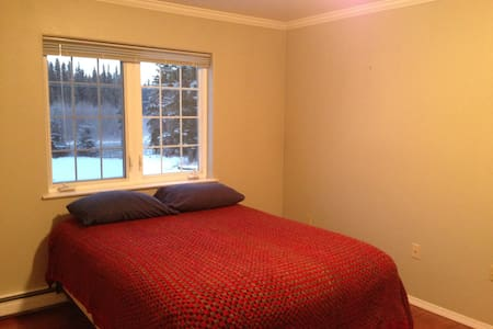 Bedroom in beautiful house  - North Pole - Bed & Breakfast