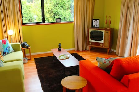 Funky Retro Cottage WINTER PRICES! - Kerikeri - House