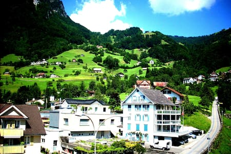 Rooms for rent at Gersau, Schwyz - Gersau - Appartement