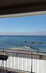 MAGNIFICENT VIEW & OVER THE BEACH  - Concón - Apartment