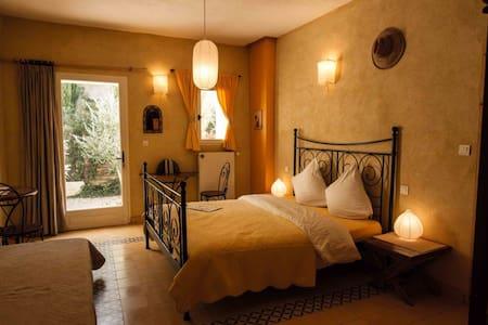 Cozy rooms in the parc du Verdon - Penzion (B&B)