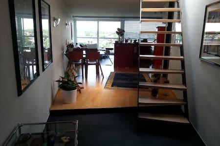 Traumhafte 3.5 Loft-Attika Wohnung - Berg