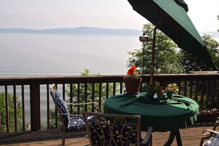 Hudson River House - Ferry to NYC - Haverstraw - Casa