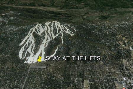 BIG BEAR RENTAL @ SNOW SUMMIT LIFTS