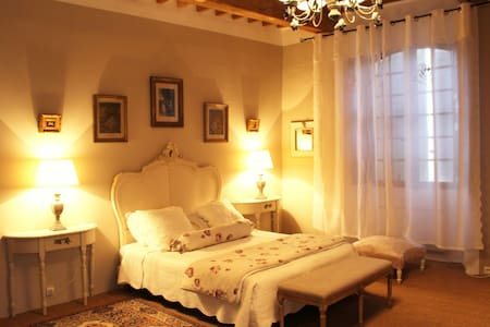 Castle bedroom close to Moustiers - Bed & Breakfast