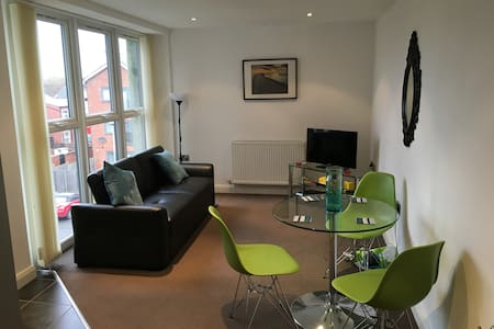 Modern Apartment In Manchester - Flat