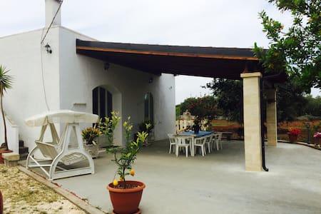 SPLENDIDA VILLA DI CAMPAGNA - Andrano - Villa