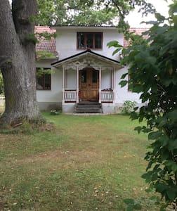 Welcome to Mästerby, Gotland! - Mästerby - Hus
