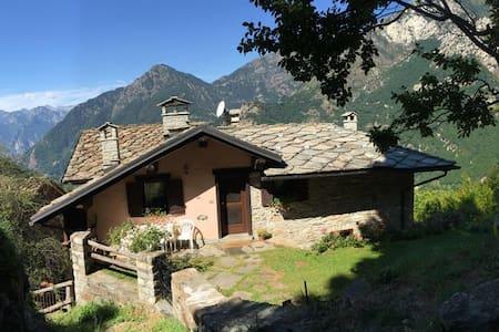 Rascard - Valle di Gressoney - Lillianes - Appartement