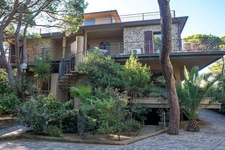 Appartamento Bianco in riva al mare - Castiglione della Pescaia