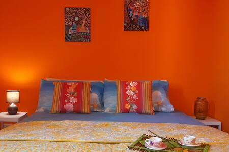 Camere in confortevole villa - Pescara
