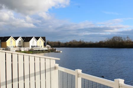 Spring Lake 52, Eider Lodge (P) - South Cerney