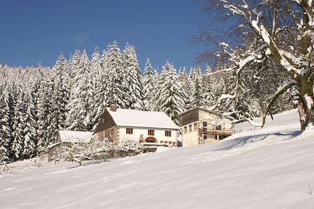 Maison en lisière de fôret, Hautes Vosges - Ev