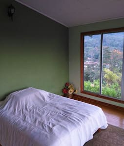 Rustic Apartment for Rent - San Isidro de El General - Cabin