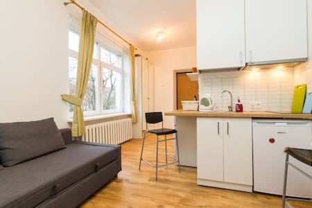 Vilnius center apartment, Junior - Apartamento