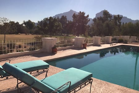 5 Bedroom Home during Super Bowl - Paradise Valley - Maison