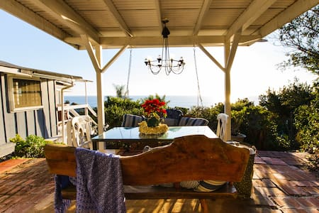 Laguna Angel's Nest View Cottage - Laguna Beach - Σπίτι