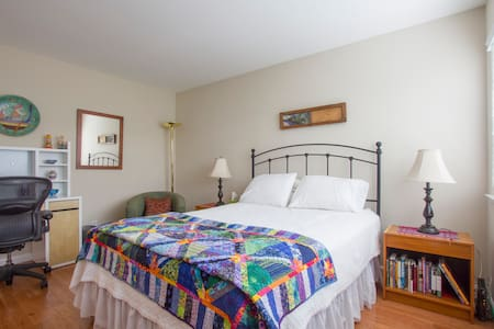Private Bedroom near Apple HQ - Bed & Breakfast