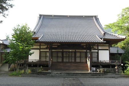 A 430-year old Buddhist temple. - House