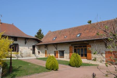 Votre gite en Bourgogne sud - Haus