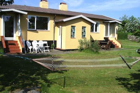 Holiday apartment in Bornholm - Allinge - Cabaña