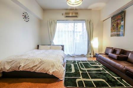 Walk to Roppongi in 1minutes!  - Lägenhet