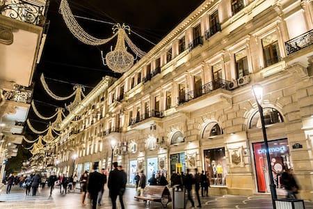Main Street Hostel - Baku